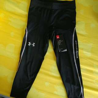 Under Armour Compression Shorts 壓力褲(短)