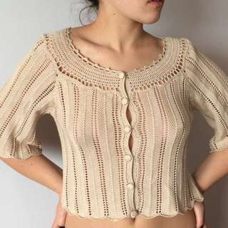 Cute Crochet Top