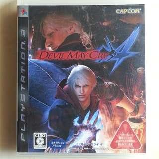 PS3 惡魔獵人4 日版