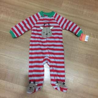 BABY Christmas overalls