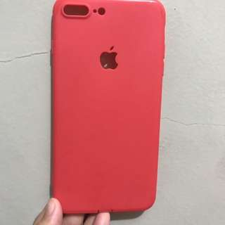 Softcase Iphone 7plus