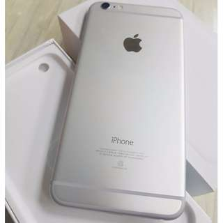 apple iphone 6 plus 5.5 64g silve all new