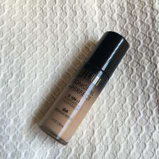 Milani Perfect + Conceal Foundation Concealer 04