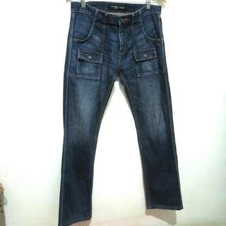 Uniqlo denim / jeans pants