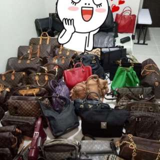 Branded Authentic Bags