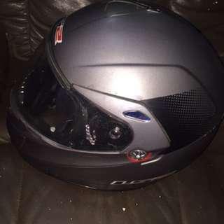 LS2 Full Face Flip Up Helmet
