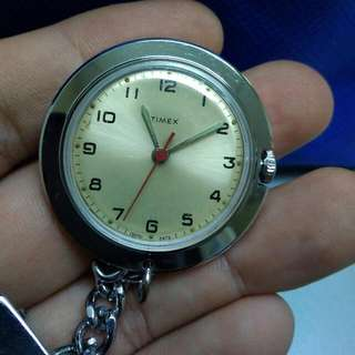 Vintage Timex Nurse Watch