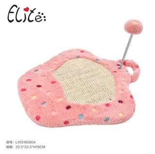 【全新品出清】ELITE貓跳台(粉色)LWS160004