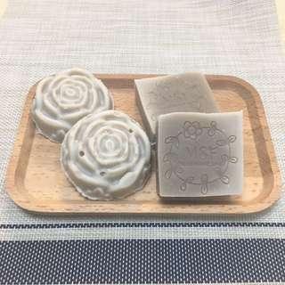 紫草牛奶皂