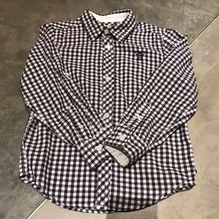 Boys Guess Long sleeve Shirt