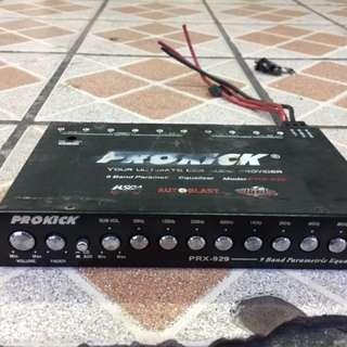 Prokick 9band Prx-929 Equalizer