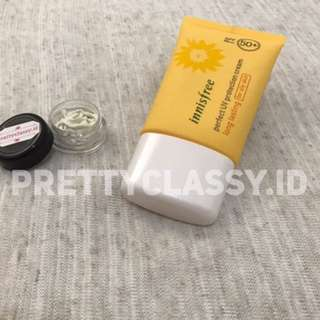 Innisfree - Perfect UV Protection Cream (for oily skin)