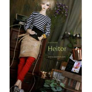 Bjd 1/3 Souldoll Double Size Heitor Clothe Set (Discontinuoued)