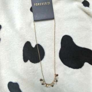 Forever 21 Mini Necklace