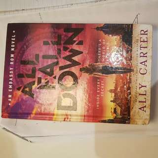 All Fall Down Hardcover