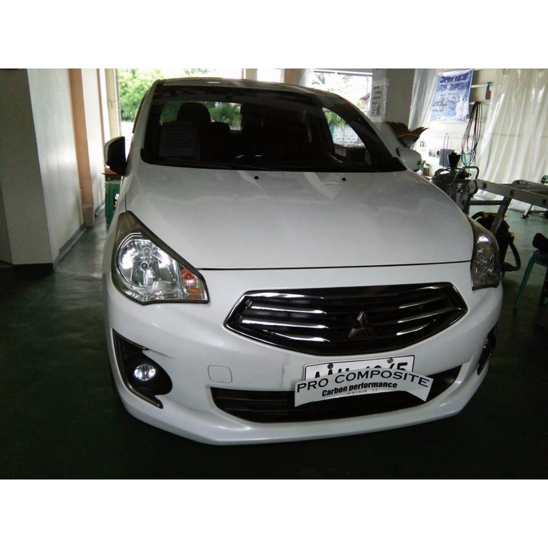 2015 Mitsubishi Mirage G4 Gls Automatic 1st Owner Low Mileage 42k Evaporator Migare Only Cars For Sale On Carousell