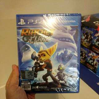 Ratchet And Clank PlayStation 4 Game