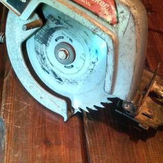 Black & Decker 7 & 1/4 Saw