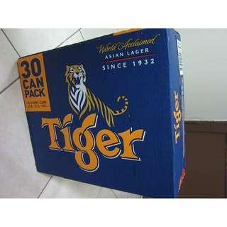 Tiger beer 30 * 330ml