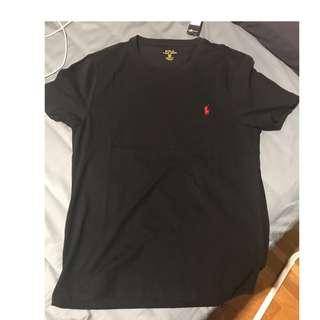 Polo Ralph Lauren T Shirt Black