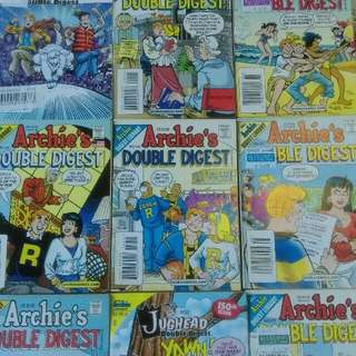 Archie's Double Digest Comics