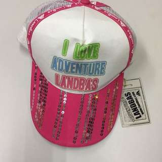 閃光星光網帽