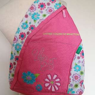 Authentic United Colors Of Benetton Backpack