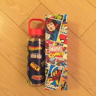 Marvel Superwoman Bottle 水樽