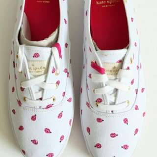 REPRICE Keds X Kate Spade Lady Bug Print Shoes X VANS X SPERRY