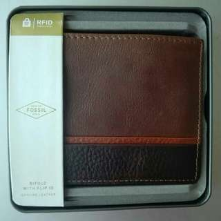 Fossil for Men (wallet)