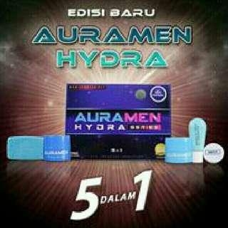 Auramen Hydra 5 In 1 Men's Skincare Set