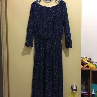 Preloved Poppy Poplook Dress