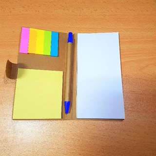 Sticky Note Pad, Notebook