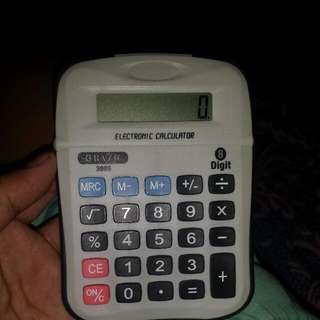Foldable Calculator