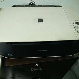Model MP 198 Canon Printer Laserjet printer