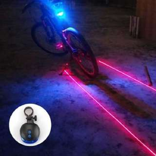 🚚 BN Bicycle Laser Lights