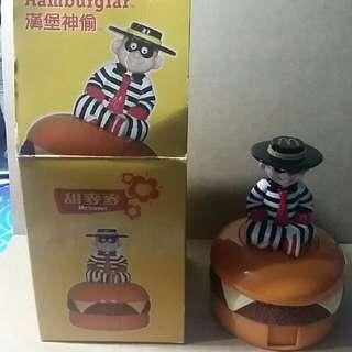 麥當勞 1998 漢堡神偷新年糖果機