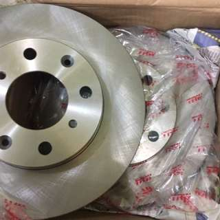 Honda Jazz/Fit Disc Rotor (Front)