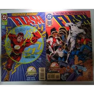 Flash: Terminal Velocity (1995) - 2 comics