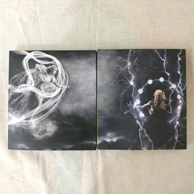 陰陽座 - 風神界逅\雷神創世 日版專輯