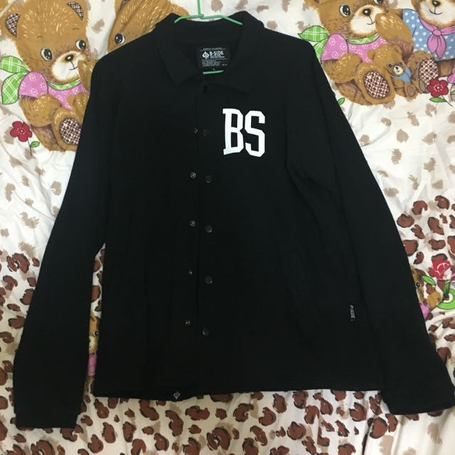 美國街潮牌 B-side棒球外套
