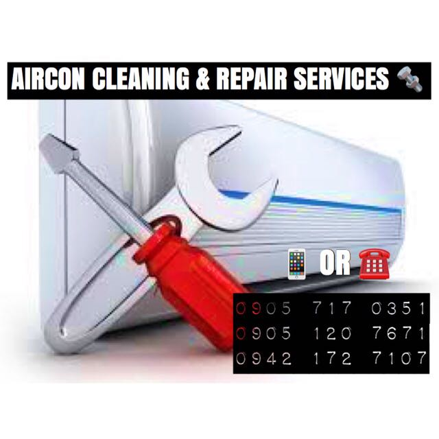 AC Cleaning&Repair