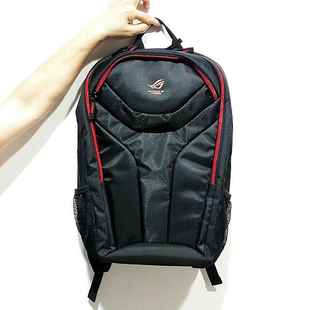 ASUS 華碩 ROG系列電競後背包 15.6吋可裝