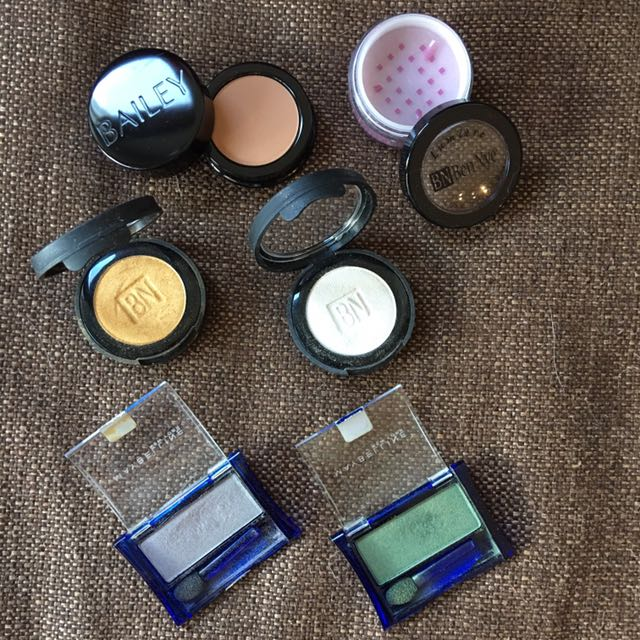 Bailey, Ben Nye & Maybelline Makeup Lot!