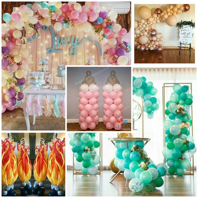 Balloon Services For You Special Day!