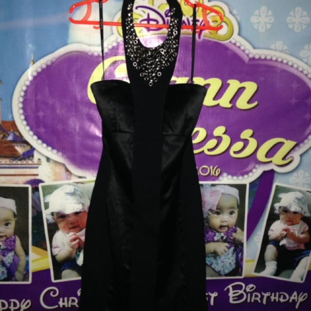 Bebe Black Sexy Dress