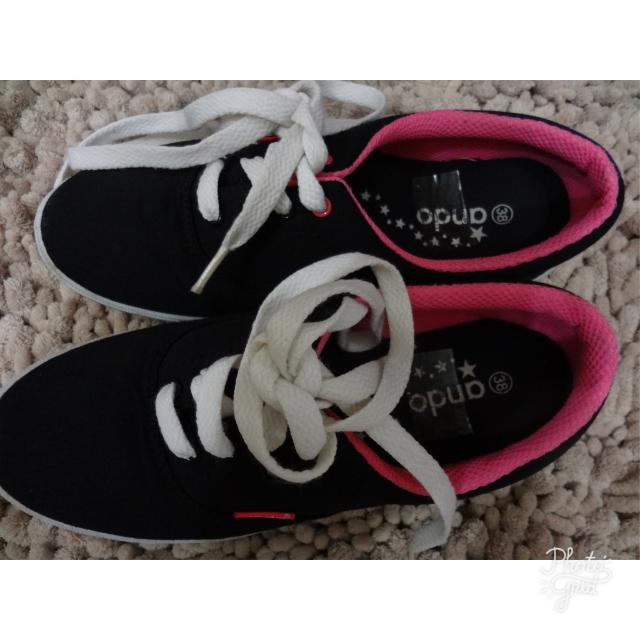 Black Ando Shoes