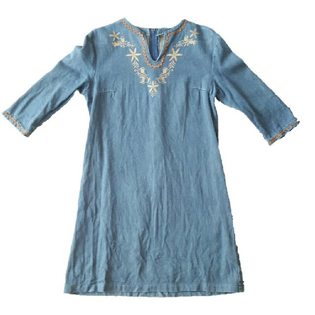Boho Dress (A Cut)