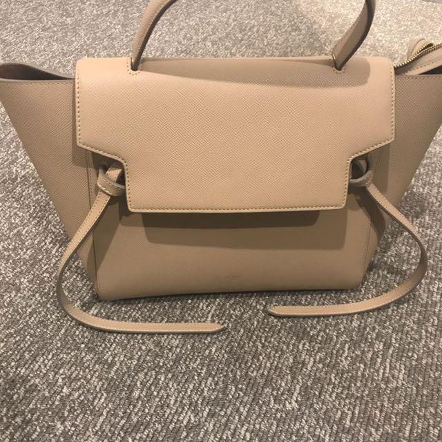 Calf Leather Bag.