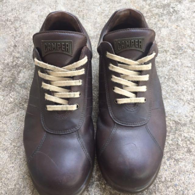 Camper休閒皮鞋 43號